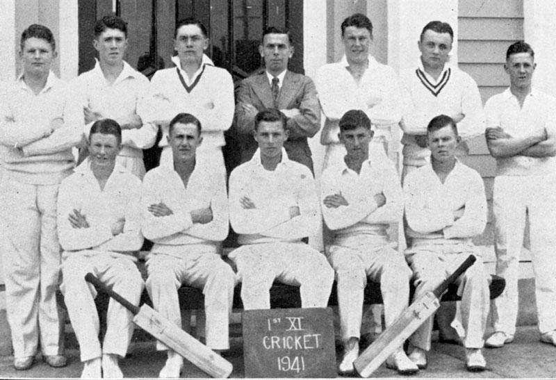 1941---Cricket