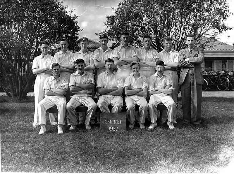 1951---1st-Cricket-Eleven