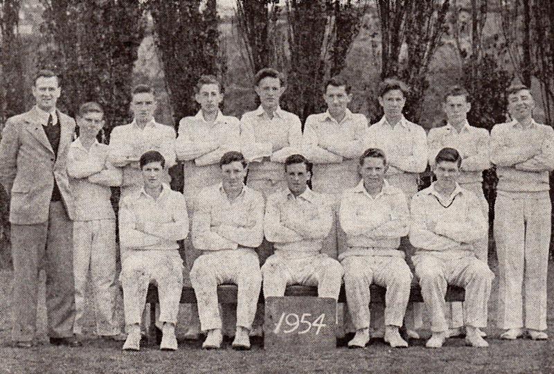 1954-Cricket