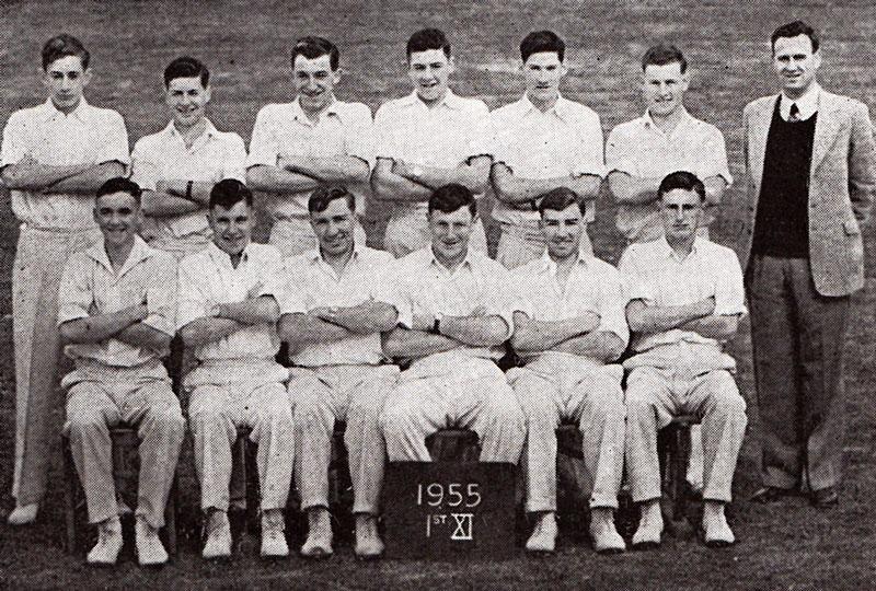 1955-Cricket