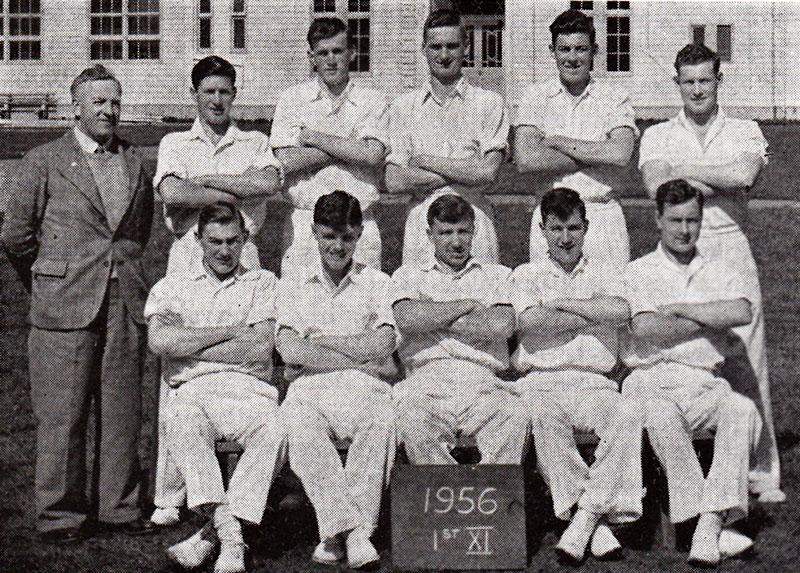 1956-Cricket