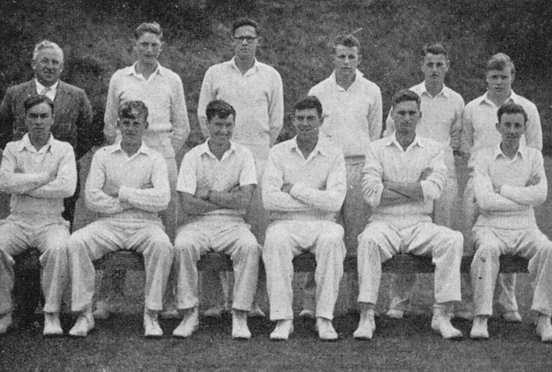 1958---Cricket