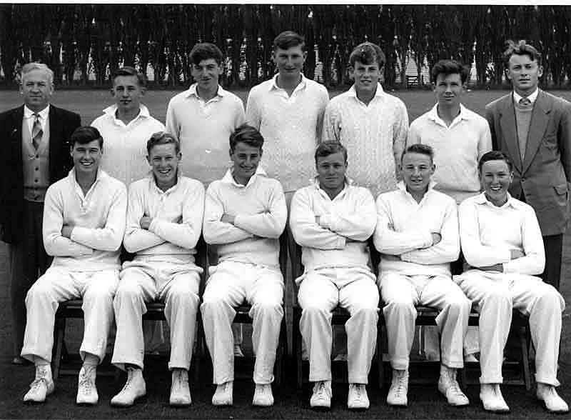 1959---Cricket-First-Eleven