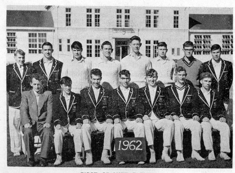 1962--Cricket