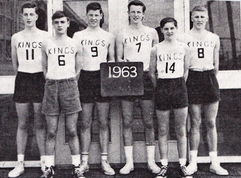 Basketball---1963