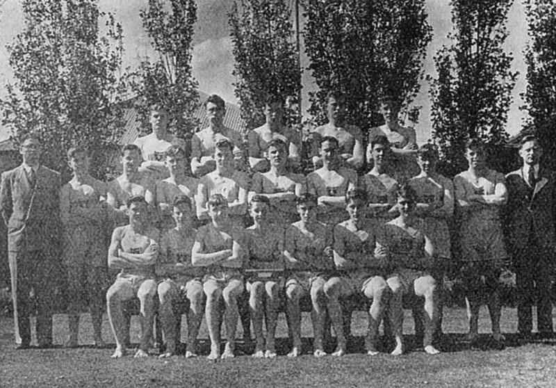 1952---Athletics