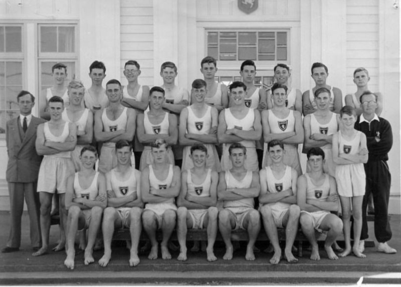 1957---Athletics