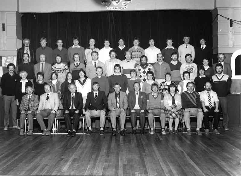 Staff---1985